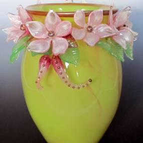 Sandy Dukeshire, Glassblowing Beyond the Comfort Zone