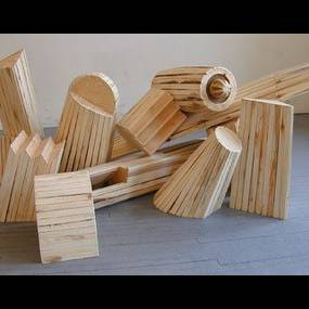 Norman Ed, Sculptural Exploration in Wood