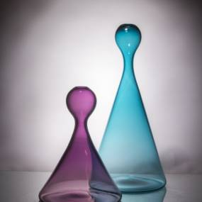 Shannon Floyd, Glassblowing: Defining Shape and Form