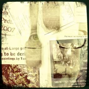 Lisa Grey, Collage from your Collections