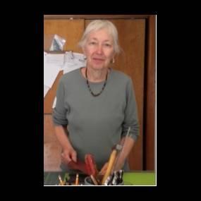 Fiber & Baskets. Sharon Raymond