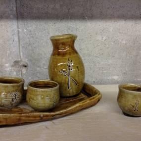 high school ceramics