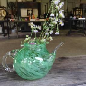 high school glassblowing
