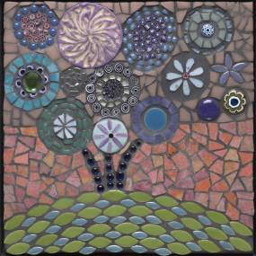 Lisa Houck, The Art of Mosaics
