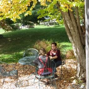 new england fall, peaceful, tiffany hilton