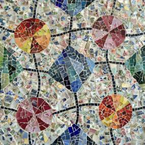 Christine Kenneally, Mosaics: A Smashing Good Time, Mosaic Stepping Stones