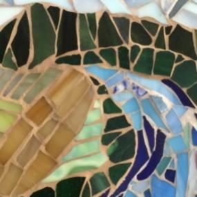 Mosaics. Christine Kenneally.