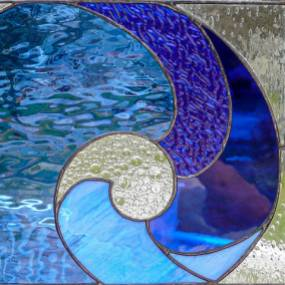 Sam Myers, Introduction to Stained Glass