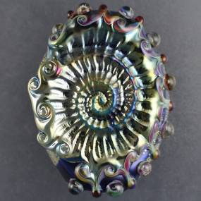 Leah Nietz, Flameworked Sea Creatures, flameworking