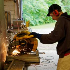 learn welding, high school art program, summer art high school age