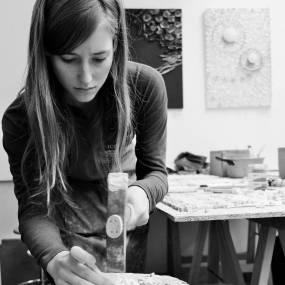 Olivia Rerick, Intensive Mosaic