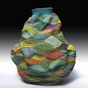 Lois Russell, Exploring New Basket Shapes with Twining and Coiling