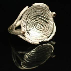 Metalsmithing & Jewelry. Alan Burton Thompson. Metal Skin Surface & Texture, Casting