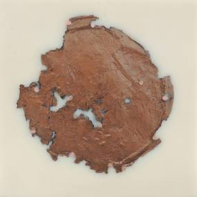Dietlind Vander Schaaf, Metal, Metallic in Encaustic Painting