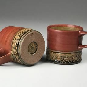 Ceramics. Todd Wahlstrom. Connecting Form & Surface in Functional Pots