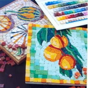 Josh Winer, Mexican Smalti Mosaics