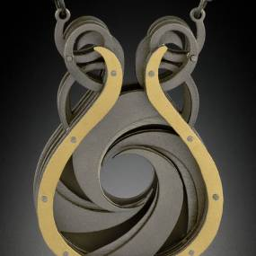 Douglas Wunder, Working with Titanium for Beautiful Sculptural Jewelry