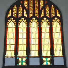Stained Glass-Luminous Art