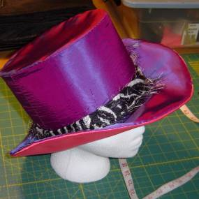 Andrea Zax, Hat Making to Your Heart's Content