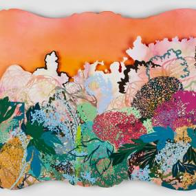 Paper Cutting in the Wild: Plein Air to Collage; Megan Abajian