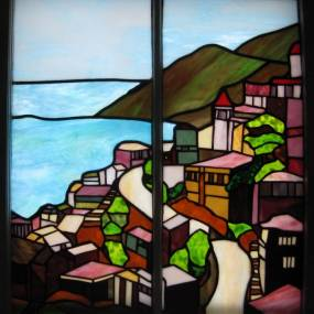 Emily Bhargava, Introduction to Stained Glass