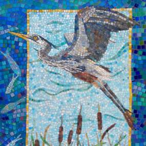 Cynthia Fisher, Mosaics, Naturally