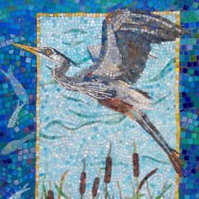 Cynthia Fisher, Mosaics, Naturally