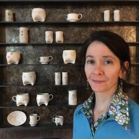 Annette Gates, Ceramics