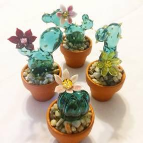 Tessa Hill, Create a Glass Cactus Garden