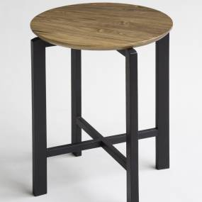 Ellen Kaspern, Woodworking a Small Side Table