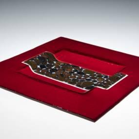Kiln Glass: Bowls, Plates & Jewelry; Paula Williams Kochanek