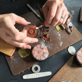 Chris Lann, Introduction to Sand Casting, Metalsmithing and Jewelry