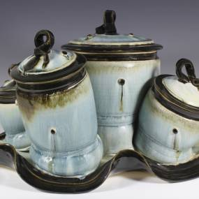 Ceramics. Steve Loucks. Create Your Own Glaze