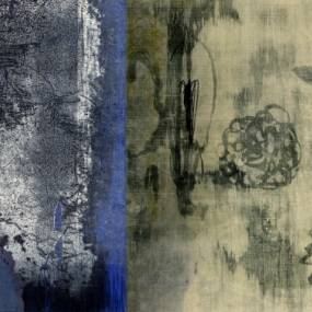 Color Play with Carved-Plate Monotypes; Joyce Silverstone