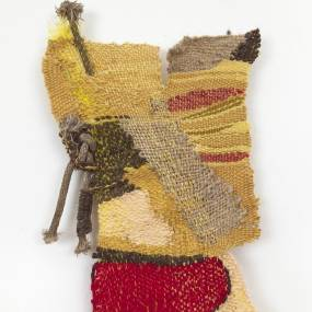 Jen Simms, Experimental Weaving, Fiber and Baskets