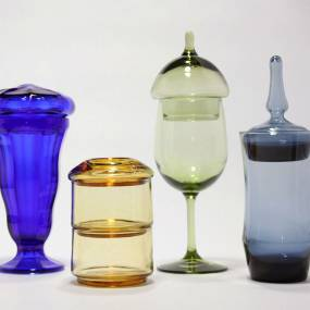 Nanda Soderberg, Recycle Glass Through Glassblowing