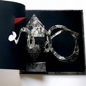 handmade book, bookmaking, handmade paper
