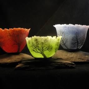 Amanda Taylor, Luscious Pate de Verre - An Introduction, Kiln Glass