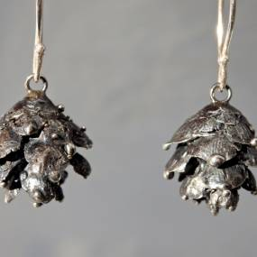 Alan Burton Thompson, Casting and Capturing Nature in Metal