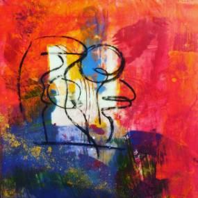 2D & Mixed Media. Nancy Tobey. Mixed Media & Encaustic Painting