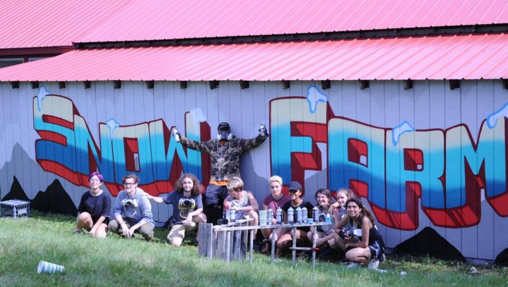 high school art workshops, summer art program