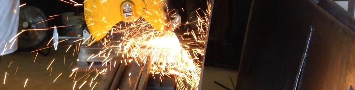 welded sculpture, welding for high school students