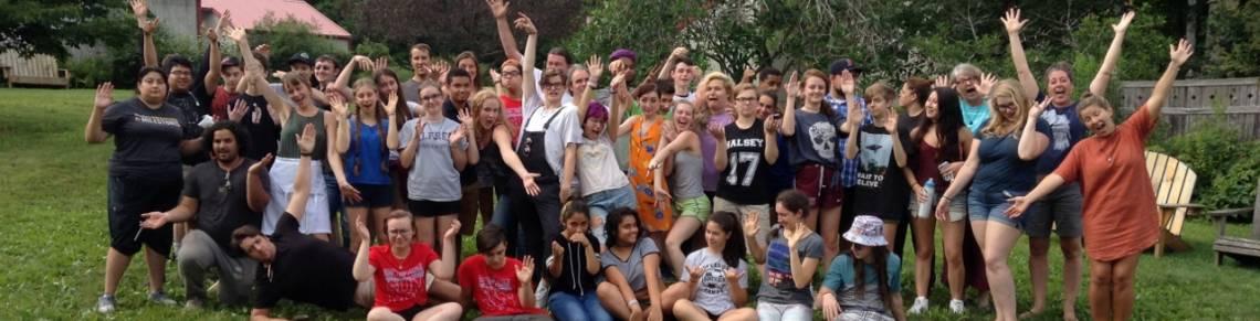 high school art program, summer art program, art camp